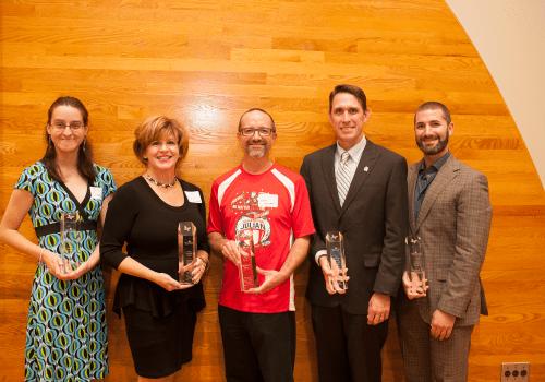 Butterfly Award Winners