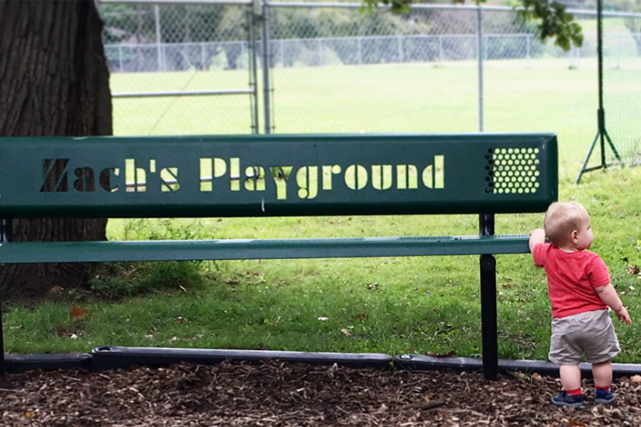 Photo of Zach's Playground