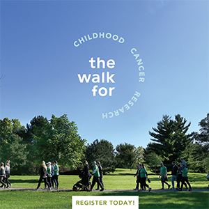 The Walk for Childhood Cancer Research