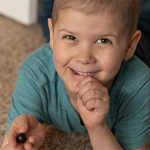 Liam cancer survivor