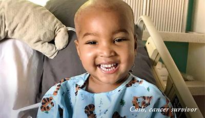 Cash cancer survivor